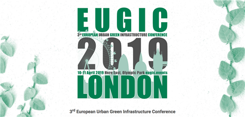 EUGIC - 3rd European Urban Green Infrastructure Conference