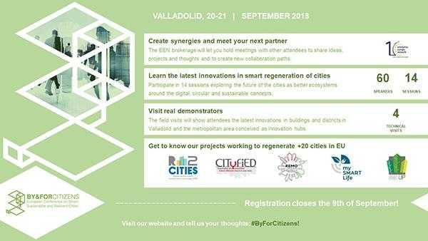 BY&FORCITIZENS – Online registration is closing on 9th September