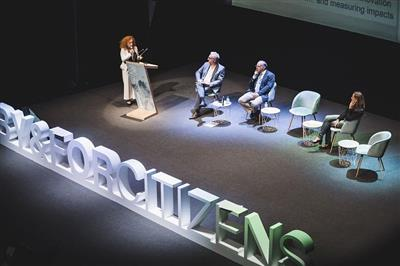 Putting citizens at the core of more liveable cities