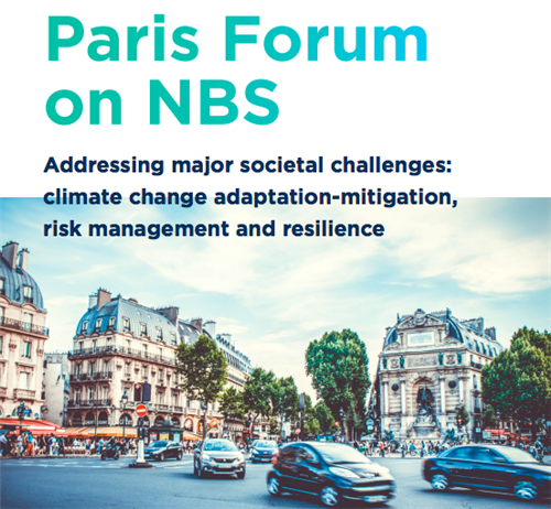 Paris Forum on Nature-Based Solutions