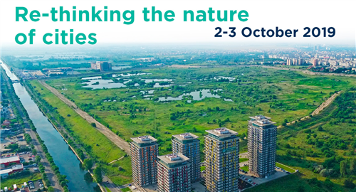 Bucharest Forum on NBS: Re-thinking the nature of cities
