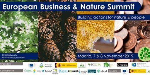 European Business and Nature Summit