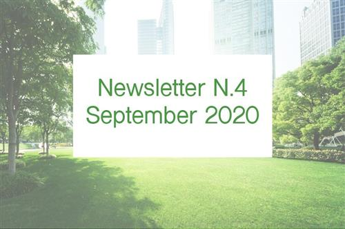 Newsletter N.4 - September 2020