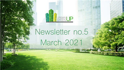 Newsletter N. 5 - March 2021